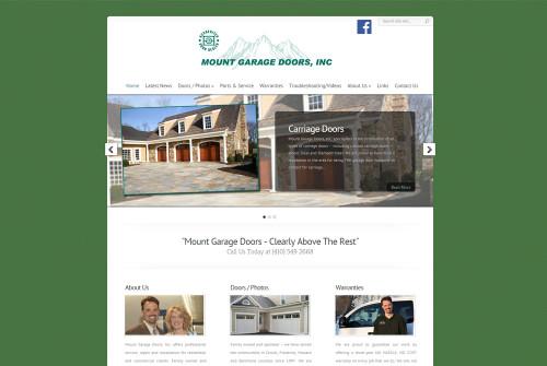 Mount Garage Doors