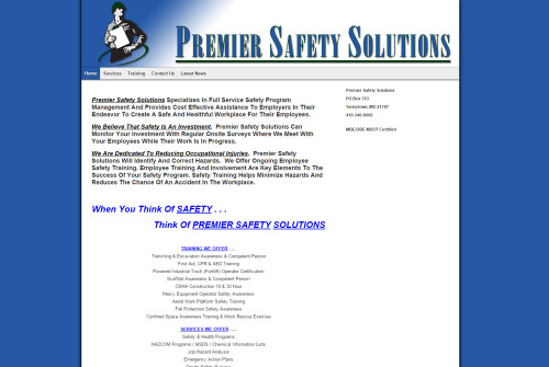 Premier Safety Solutions